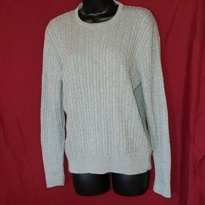 Brooks Brothers Cableknit Sweater